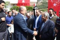 MUSTAFA UYSAL - Bakan Çavuşoğlu Alanya'da Şehit Uzman Çavuş İçin Okutulan Mevlide Katıldı