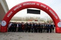 FARUK ÖZLÜ - Bakan Özlü, Düzce'de Spor Tesislerinin Açılışını Yaptı