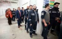 İBRAHIM KARAOSMANOĞLU - Başkan Karaosmanoğlu, 'Hizmet Götürmek İçin Kendimizle Yarışıyoruz'