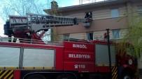 İTFAİYE MÜDÜRÜ - Bingöl'de Yangın Ve Kurtarma Tatbikatı