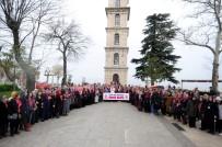 OSMAN GAZI - Çan Belediyesi'nden  Bin 500 Kadına Bursa Gezisi