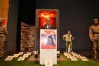 VALİ YARDIMCISI - Çanakkale Şehitleri Yakınları, Çanakkale Zaferini Anma Etkinliği Yaptı