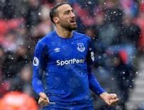 CENK TOSUN - Everton'da Cenk Tosun fırtınası!