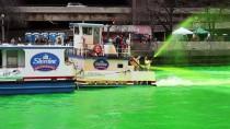 EMANUEL - Chicago'da Aziz Patrick Günü Kutlamaları