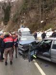 DOĞU KARADENIZ - Doğu Karadeniz'de Şubat Ayında Trafik Kazalarında 432 Kişi Yaralandı