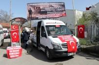 MUHARREM COŞKUN - Dolmuş Şoförlerinden Mehmetçiğe Destek
