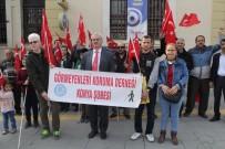 GÖRME ENGELLİ - Engelli Bireyler Cumhurbaşkanı Erdoğan'a Braille Alfabesiyle Mektup Yazdı