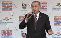 ÇEVRE VE ŞEHİRCİLİK BAKANLIĞI - Erdoğan Sur'da Temel Atma Törenine Katıldı