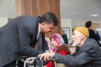RıDVAN FADıLOĞLU - Fadıloğlu, Afrin İçin Yaşlılardan Dua İstedi
