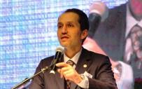 ÇİMENTO FABRİKASI - Fatih Erbakan Açıklaması 'Banane Amerika'dan, Sözünü Yerine Getirdi'