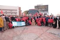 FINDIK EZMESİ - Fatsa'dan Afrin'e Gönül Köprüsü