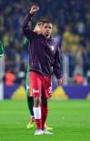 TRABZONSPOR - Fernando, Trabzonspor Maçında Cezalı Duruma Düştü