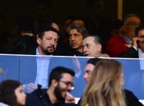 SPOR TOTO - Galatasaray Başkanı Mustafa Cengiz, Kadıköy'de