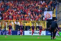 SARı KART - Galatasaray'ın 11'İ Belli Oldu