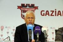 ELAZıĞSPOR - Gaziantepspor - TY Elazığspor Maçın Ardından