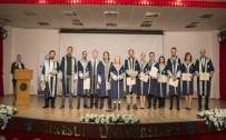 GIRESUN ÜNIVERSITESI - Giresun Üniversitesi Kuruluşunu Kutladı