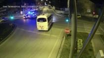 Hasta Nakil Ambulansı İle Otomobilin Çarpışması