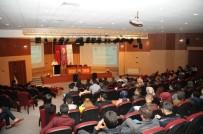 PSIKOLOJI - Iğdır'da Bağımlılıkla Mücadele Konferansı