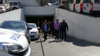 KİMLİK KARTI - İranlı İş Adamı Ve İki Kardeşini Kaçıran Fidyeciler Adliyeye Sevk Edildi