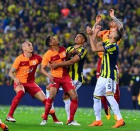 SÜPER LIG - Galatasaray Kadıköy'de yine kazanamadı