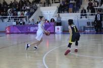 HOUSTON - Kadınlar Basketbol Ligi Açıklaması Elazığ İl Özel İdare Açıklaması 79 - Edirnespor Açıklaması 60