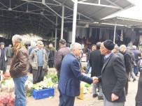 Karamehmetoğlu Vatandaşlarla Buluştu