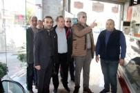 KİLİS VALİSİ - Konyalı Gazetecilerden Kilis'e Destek Ziyareti