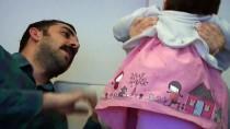 SAVAŞÇı - Korunmaya Muhtaç Çocukların ŞEFKAT YUVALARI - Minik Nisa, Koruyucu Melekleriyle Hayata Tutunuyor