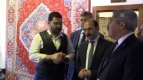Kültür Ve Turizm Bakan Yardımcısı Yayman'ın Uşak Ziyareti