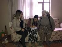HALK EĞITIMI MERKEZI - Kuyucak'ta Okur Yazarlık Seferberliği