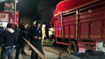 SEBZE YÜKLÜ KAMYON - Maltepe'de Trafik Kazası Açıklaması 1 Ölü