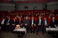 CELAL BAYAR ÜNIVERSITESI - Manisa'da 'Çanakkale'den Kurtuluşa' Konferansı