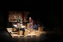 DÜNYA ÇOCUKLARI - Marmaris Tiyatro Günleri Başladı