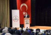 HÜSEYİN KAPLAN - Memur-Sen Genel Başkanı Yalçın Açıklaması 'Halepçe Katliamı'nı Ve Rachel Corrie'yi Unutmadık'