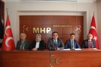 KELAM - MHP İl Başkanı Çiçek Açıklaması 'Kurultayımız Birlik Ve Beraberliğimiz Perçinleyecek'