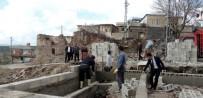 ERTUĞRUL AVCI - Musabeyli'de Fakir Ailelerin Barınma Problemleri Çözülüyor