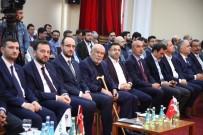 SELÇUK ÜNIVERSITESI - MÜSİAD Makine Sektör Kurulu Türkiye İstişare Toplantısı Gerçekleştirildi