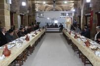 UZUN ÖMÜR - Niğde Belediye Başkanı Mutarlarla Buluştu