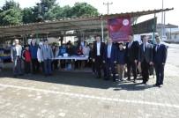 MUSTAFA CAN - Öğrenciler, Mehmetçik Vakfı Yararına Kermes Düzenledi