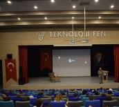 TEKFEN - Öğrenciler Yapay Zeka Ve Endüstri 4.0'I Uzmanından Dinledi