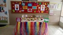 BESLENME DOSTU - Öğretmen Ve Veliler Ev Yapımı Sağlıklı Yiyeceklere Dikkat Çekti