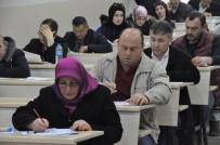 GENEL SEKRETER - OMÜ'de Taşeronların Sınav Heyecanı