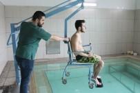 İLAÇ TEDAVİSİ - Termal Suyla Uygulanan Hidroterapi Yöntemi Felçli Hastaların Umudu Oldu