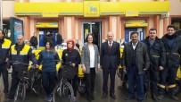 DıŞ GÖRÜNÜŞ - PTT Erzincan'da Araç Filosunu Güçlendiriyor