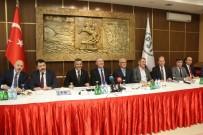 YUSUF ZIYA YıLMAZ - Sağlık Bakanı Demircan, Samsun'da Yatırım Toplantısına Katıldı