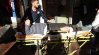 ARAZİ ANLAŞMAZLIĞI - Şanlıurfa'da Silahlı Kavga Açıklaması 1 Yaralı