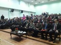 EMNİYET AMİRİ - Şaphane'de 18 Mart Çanakkale Zaferi Ve Şehitleri Anma Günü Etkinlikleri