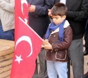 ATATÜRK ANITI - Sivas'ta Şehitlere Saygı Yürüyüşü