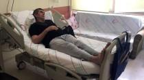 ATATÜRK EĞİTİM VE ARAŞTIRMA HASTANESİ - 'Şoklama' İle Hayatta Kalan Kalp Hastası, Nakil Bekliyor