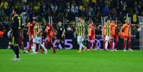 KEMAL YıLMAZ - Spor Toto Süper Lig Açıklaması Fenerbahçe Açıklaması 0 - Galatasaray Açıklaması 0 (Maç Sonucu)